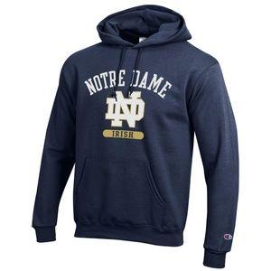 University of Notre Dame Irish Pullover Hoodie